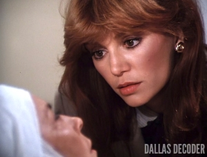 Dallas, Pam Ewing, Priscilla Pointer, Rebecca Wentworth, Requiem, Victoria Principal