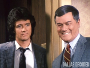 Bobby Ewing, Caribbean Connection, Dallas, J.R. Ewing, Larry Hagman