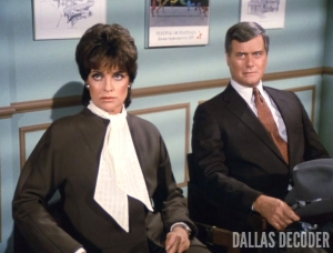 Caribbean Connection, Dallas, J.R. Ewing, Larry Hagman, Linda Gray, Sue Ellen Ewing