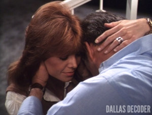 Brothers and Sisters, Cliff Barnes, Dallas, Ken Kercheval, Pam Ewing, Victoria Principal