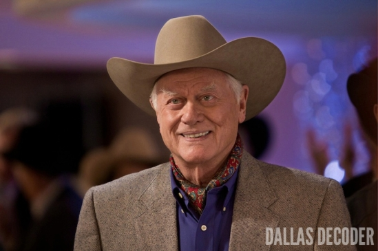 Dallas, Hedging Your Bets, J.R. Ewing, Larry Hagman, TNT