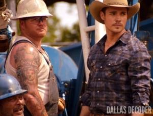 Dallas, Josh Henderson, TNT