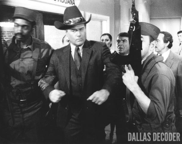 Cuba Libre, Dallas, J.R. Ewing, Larry Hagman
