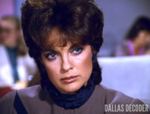 Dallas, Hell Hath No Fury, Linda Gray, Sue Ellen Ewing