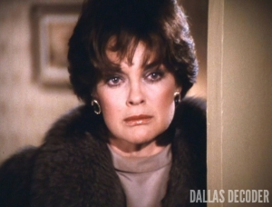 Dallas, Linda Gray, Sue Ellen Ewing, Tangled Web