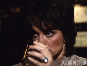 Dallas, Linda Gray, Sue Ellen Ewing, Things Ain't Goin' Too Good at Southfork