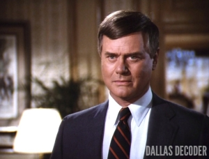 Dallas, J.R. Ewing, Larry Hagman, Things Ain't Goin' Too Good at Southfork