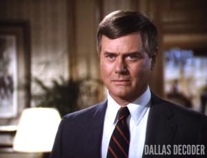 Dallas, J.R. Ewing, Larry Hagman, Things Ain't Goin' Too Good at Southfork
