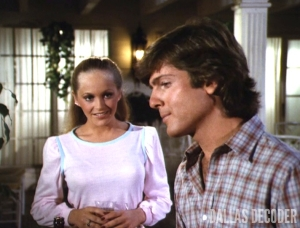 Charlene Tilton, Dallas, Lucy Ewing, Mickey Trotter, Things Ain't Goin' Too Good at Southfork, Timothy Patrick Murphy