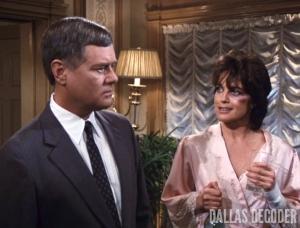 Dallas, Ewing Inferno, J.R. Ewing, Larry Hagman, Linda Gray, Sue Ellen Ewing