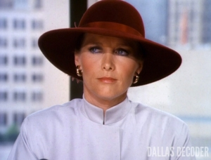 Dallas, Donna Krebbs, Susan Howard