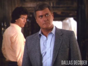 Bobby Ewing, Dallas, J.R. Ewing, Larry Hagman, Patrick Duffy, Road Back