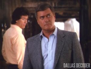 Bobby Ewing, Dallas, J.R. Ewing, Larry Hagman, Patrick Duffy, Road Back