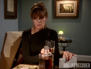 Dallas, J.R.'s Masterpiece, Linda Gray, TNT