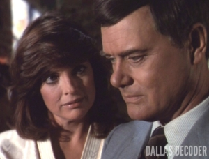 Dallas, J.R. Ewing, Linda Gray, Larry Hagman, New Beginnings, Sue Ellen Ewing