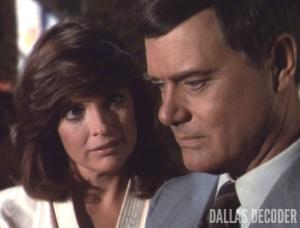 Dallas, J.R. Ewing, Linda Gray, Larry Hagman, New Beginnings, Sue Ellen Ewing