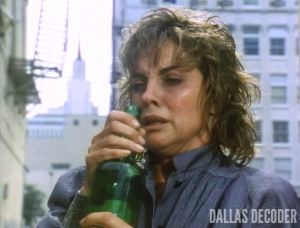 Dallas, Linda Gray, Rock Bottom, Sue Ellen Ewing