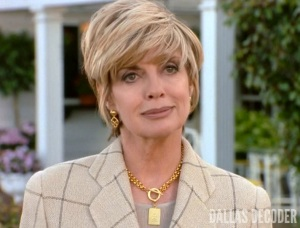 Dallas, J.R. Returns, Linda Gray, Sue Ellen Ewing
