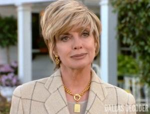 Dallas, J.R. Returns, Linda Gray, Sue Ellen Ewing