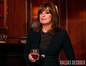 Dallas, Guilt by Association, Linda Gray, Sue Ellen Ewing, TNT