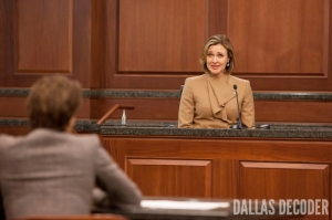 Ann Ewing, Brenda Strong, Dallas, TNT, Trial and Erro