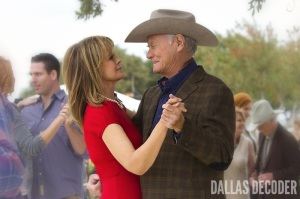 Dallas, J.R. Ewing, Larry Hagman, Linda Gray, Sue Ellen Ewing