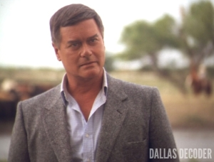 Dallas, J.R. Ewing, Larry Hagman, Road Back