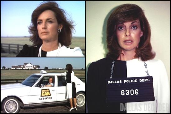 Dallas, Linda Gray, Sue Ellen Ewing, Who Done It?, Who Shot J.R.?