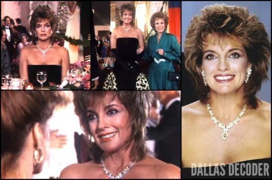 Dallas, Linda Gray, Martha Scott, Pam Ewing, Patricia Shepard, Sue Ellen Ewing, Victoria Principal