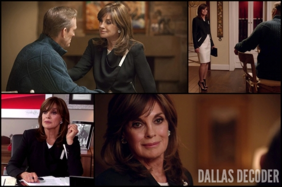 Dallas, Ewings Unite, Gary Ewing, Linda Gray, Sue Ellen Ewing, Ted Shackelford, TNT