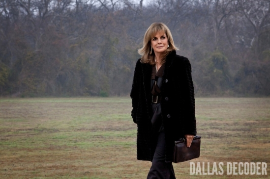Dallas, Linda Gray, Revelations, Sue Ellen Ewing, TNT