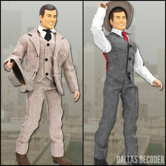 Dallas, Figures Toy Company, J.R. Ewing, Larry Hagman
