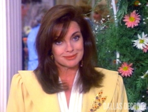 Dallas, Linda Gray, Sue Ellen Ewing, Wedding Bell Blues