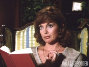 Dallas, Dove Hunt, Linda Gray, Sue Ellen Ewing