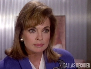 Dallas, Fall of the House of Ewing, Linda Gray, Sue Ellen Ewing