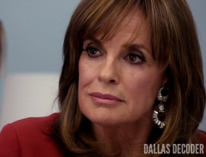 Dallas, Guilt and Innocence, Linda Gray, Sue Ellen Ewing, TNT