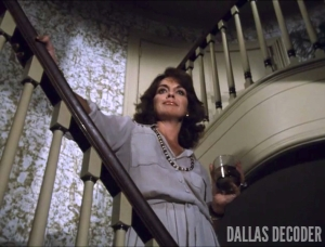 Bypass, Dallas, Linda Gray, Sue Ellen Ewing