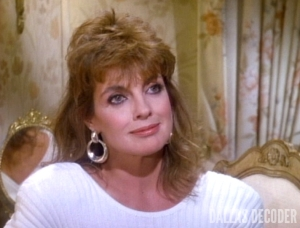 Dallas, Linda Gray, Something Old Something New, Sue Ellen Ewing