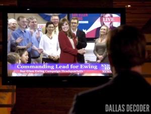 Dallas, Linda Gray, Sue Ellen Ewing, TNT
