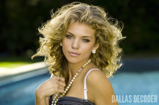 AnnaLynne McCord, Dallas, Heather, TNT