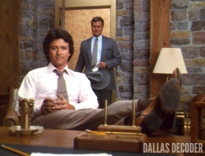 Bobby Ewing, Dallas, J.R. Ewing, Larry Hagman, My Brother's Keeper
