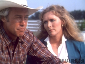 Dallas, Donna Krebbs, Ray Krebbs, Steve Kanaly, Susan Howard