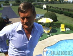 Dallas, J.R. Ewing, Larry Hagman, Quality of Mercy