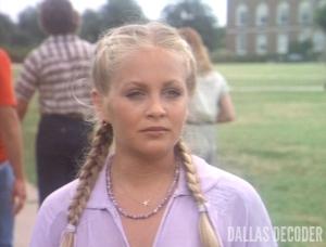 Charlene Tilton, Dallas, Lucy Ewing, Secrets