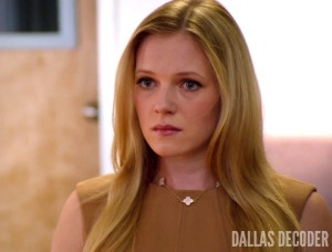 Dallas, Emma Bell, Emma Brown Ryland, Sins of the Father, TNT