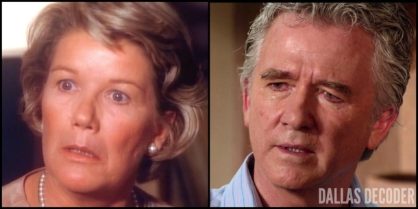 Barbara Bel Geddes, Battle Lines, Bobby Ewing, Dallas, Mastectomy Part 1, Miss Ellie Ewing, TNT