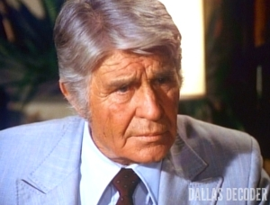 Dallas, Jim Davis, Jock Ewing, Mastectomy Part 1