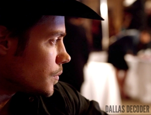 Dallas, Hedging Your Bets, Josh Henderson, TNT