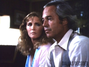 Dallas, Donna Krebbs, Oil Baron's Ball, Ray Krebbs, Steve Kanaly, Susan Howard
