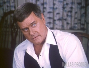 Dallas, J.R. Ewing, Larry Hagman, Morning After